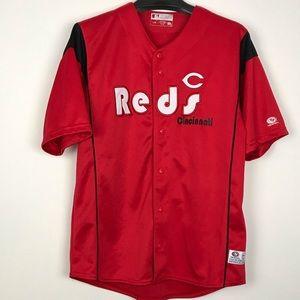 Cincinnati Reds True Fan Large Jersey